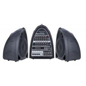 PPA 210   Sound system portable comprenant : 2 enceintes portables de 10 pouces, 1 table de mixage assistée  http://www.musicmove-store.com/sono-portable-sonorisation-portable/731-ppa-210.html