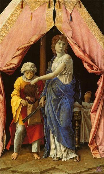 Judith, 1475 - Andrea Mantegna