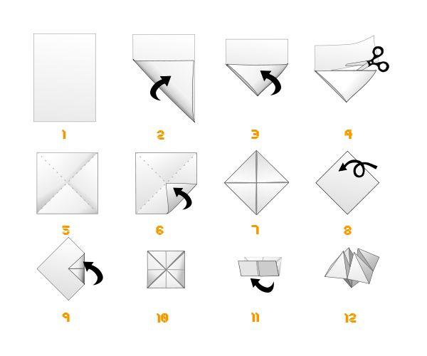 17 meilleures id es propos de cocotte en papier sur pinterest origami coc - Fabriquer une cocotte en papier ...