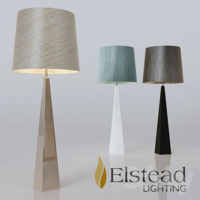 Ascent Table Lamp_Elstead Lighting