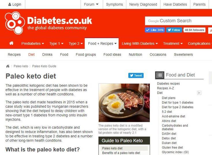 Paleolithic ketogenic diet (PKD)