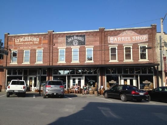 Lynchburg Hardware and General Store Jack Daniels Merchandise The shop