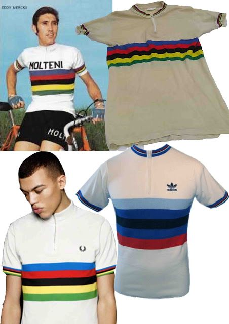 3033f7ae1 Mens Collections  World Champion Eddy Merckx 70 s Molteni Vintage Wool  Cycling Jersey