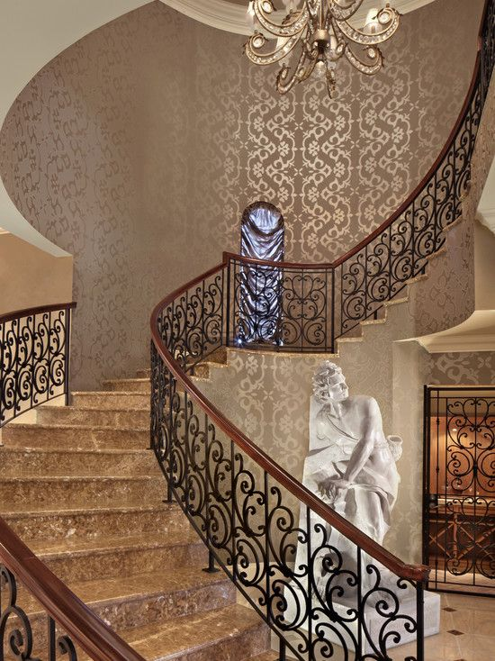 22 best images about natural stone marble stairs on for Staircase ideas near entrance