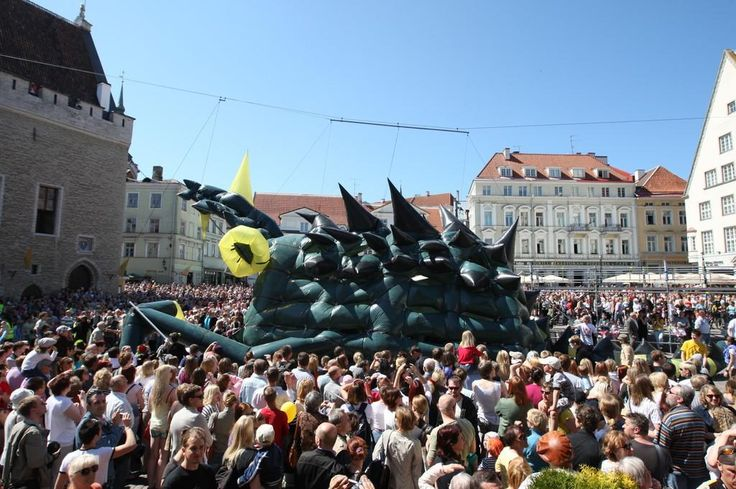 Tallinn Old Town Days Festival | Tallinn, Estonia, May 31-June 4