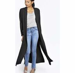 boohoo Split Side Duster Coat - black azz19622 Whether you wrap up in pastel shades or go minimalist in monochrome, this longline duster coat will heighten the drama in any outerwear collection. Layer it over a fluffy knit , with skinny trousers a http://www.comparestoreprices.co.uk/womens-clothes/boohoo-split-side-duster-coat--black-azz19622.asp