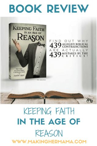 How to Respond to Common Bible Contradictions. Come and check out this amazing new book, Keeping Faith in an Age of Reason: Refuting Alleged Bible Contradictions. Now you can be prepared to respond to the 439 most common alleged bible contradictions!