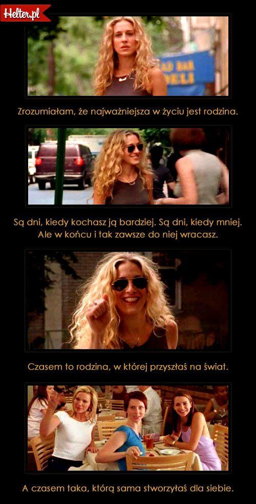 Cytaty Filmowe z Filmu Seks w Wielkim Mieście #polskie #cytaty #sekswwielkimmiescie #sexandthecity #satc #carriebradshaw #moda #filmowe #popolsku #helter #filmy #kino #rodzina #przyjaciele