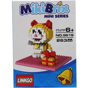LEGO Nano Block Linkgo Dorami :  - Di lengkapi Panduan Perakitan yang detail & mudah di mengerti - Bahan berkualitas super, rapi dan halus - Ready Stock - Merek Linkgo - Terdiri dari 263 Pcs Bricks / partnya - Merupakan mainan edukasi untuk meningkatkan kreativitas dan imajinasi _ Untuk Anak-anak usia 6+ - Untuk Model lain silahkan cek produk dan harganya di lapak kami : www.bukalapak.com/indosoccerstarz