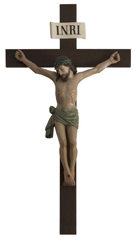Crucifixion after restoration.