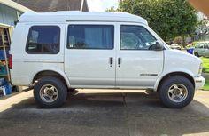Adventure Van Build - AWD Hightop GMC Safari - Album on Imgur