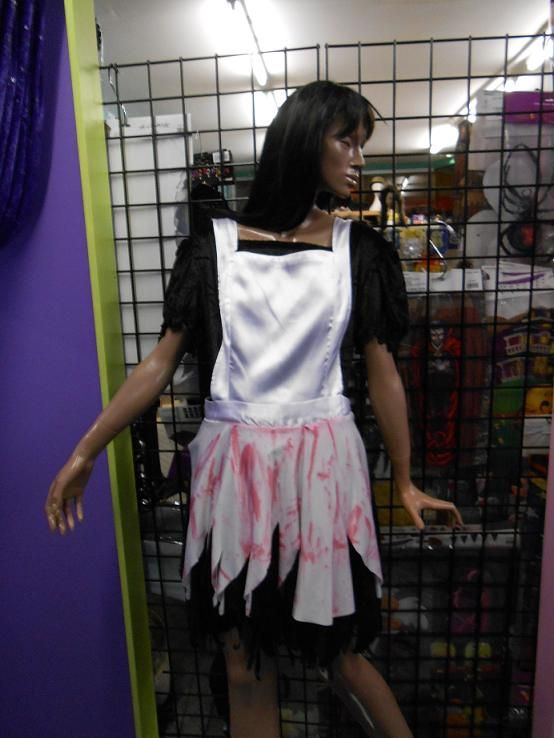 Malice in Wonderland Available in size 18 for hire