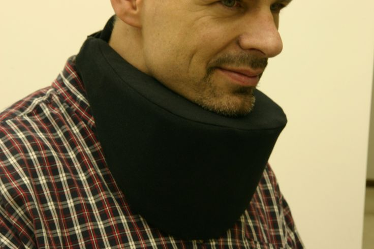 Daher Chin Support with Neck Strap - Specialty Foam & Wheelchair Accessories   daherproducts.com   Daher Products & Manufacturing