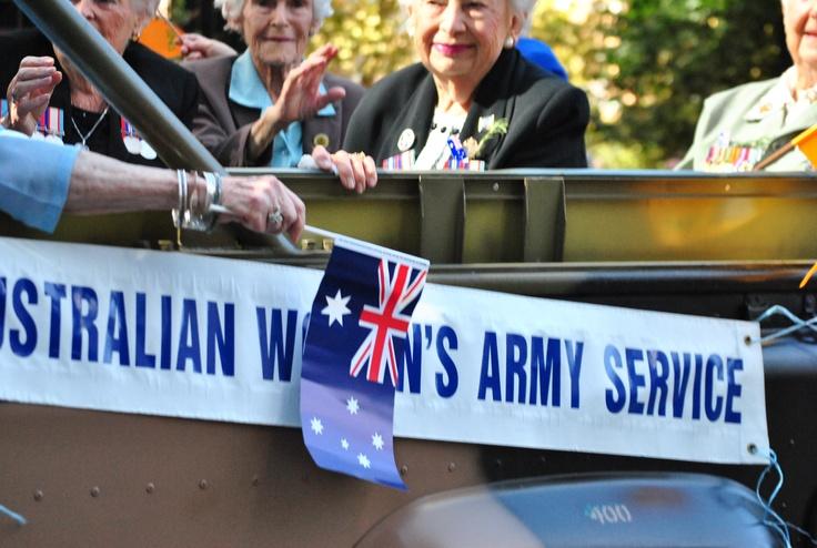 Australian Women's Army Service