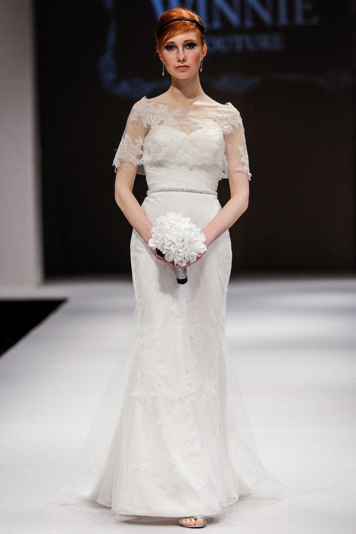 Pin for Later: Les Plus Belles Robes de Mariée de la Bridal Fashion Week Automne 2014  Winnie Couture Bridal Autumn 2014