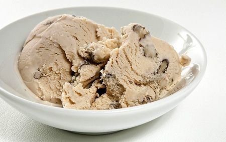 Black Walnut Ice Cream via Hunter Angler Gardener Cook: Finding the Forgotten Feast