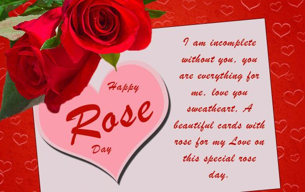 Happy Valentines Day Love Image | Happy Rose Day | Pinterest