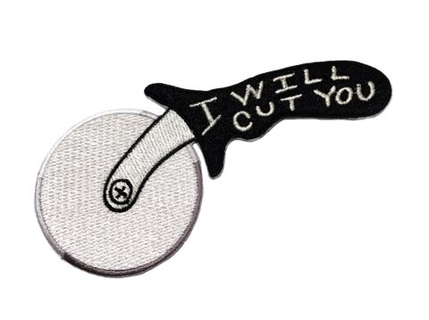 Pizza Cutter Patch - $10.00 https://www.darlingdistraction.com/collections/new/products/pizza-cutter?variant=37576818503