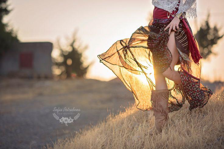 The gypsy life / Creative project, fashion