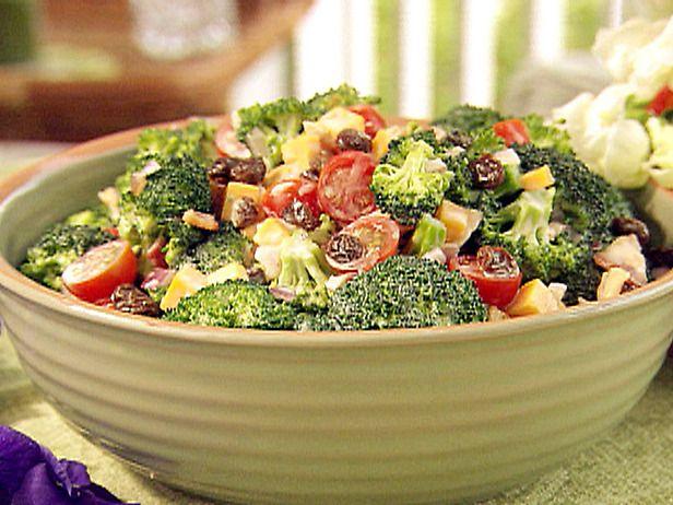Broccoli Salad w/ sugar substitute