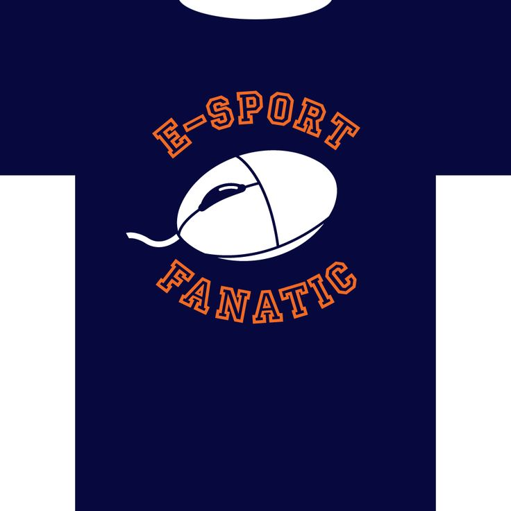 E-Sport Fanatic  #E-sport #Gaming #T-shirt