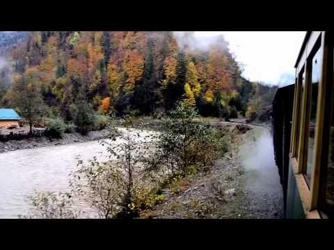 Mocanita Steam Train, Maramures, Romania - www.touringromania.com