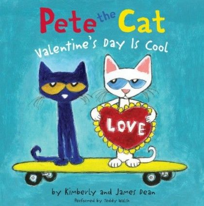 Pete The Cat: Valentine's Day Is Cool $9.89