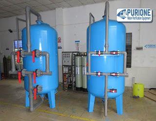 Tangki Carbon Filter 15 m3/jam adalah tangki filter bertekanan yang berisi media filter karbon aktif untuk kapasitas laju air 15000 liter per jam - http://www.purione.com/2017/03/tangki-carbon-filter-15-m3jam.html