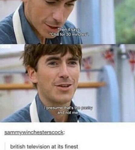 British television at its finest XD
