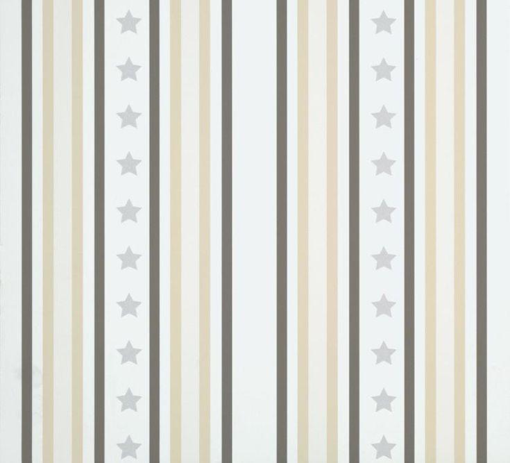 Coordonné Stars & Stripes behang Stars & Stripes 2800081