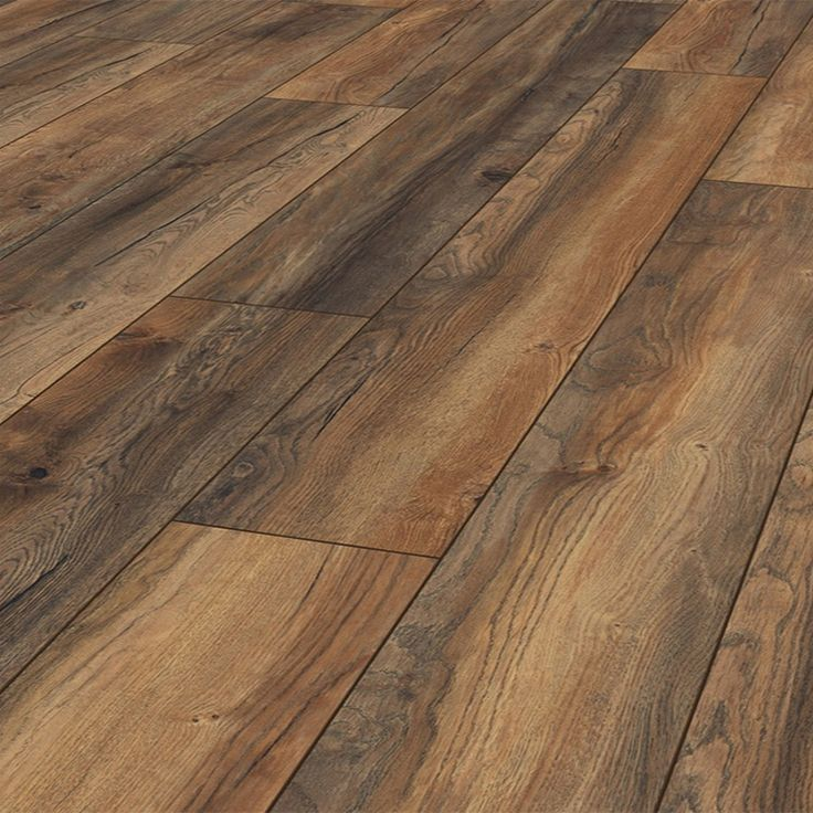 Toklo by swiss krono laminate my floor villa 12 mm for Hard laminate flooring