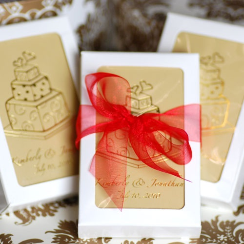 Customized Playing Cards Sweet Idea Pinterest Wedding Favors And