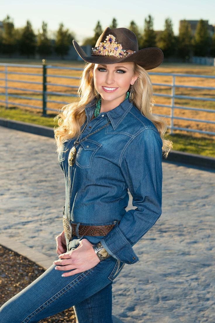 The Nfr Rodeo Queen In 2019
