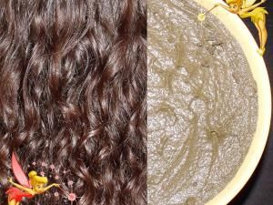 Beauté cheveux : Masque capillaire au lait de coco & poudre de maka • Hellocoton.fr