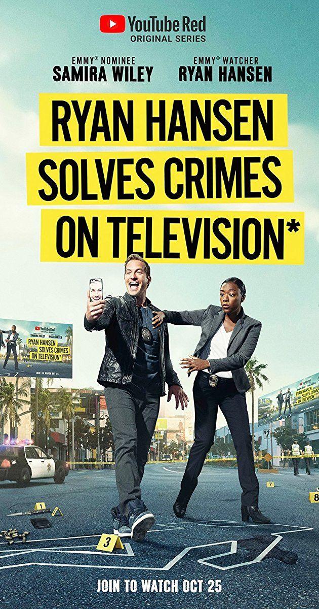 Ryan Hansen Solves Crimes on Television (TV Series 2017– ) - IMDb