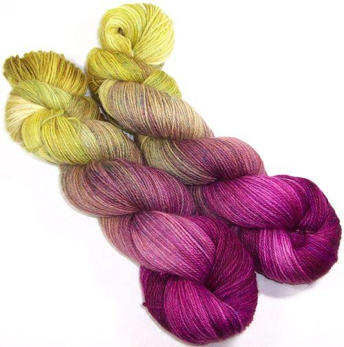 verbena by happy fuzzy yarn