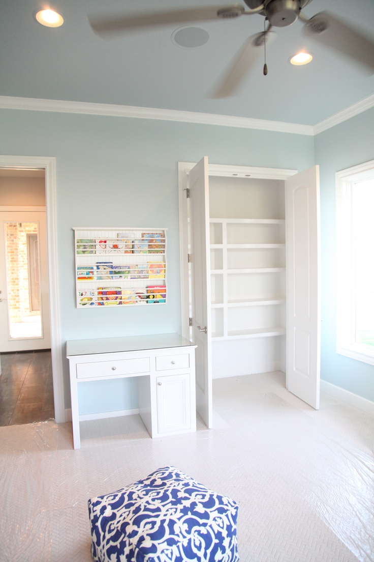 68 best playroom guest room office combo images on for What color to paint closet