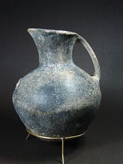 Όστρακο Αρχαία Τέχνη, της Ανατολίας κοιλιά Κανάτα, Yortan Πολιτισμού, ca. 2700-2500 π.Χ.