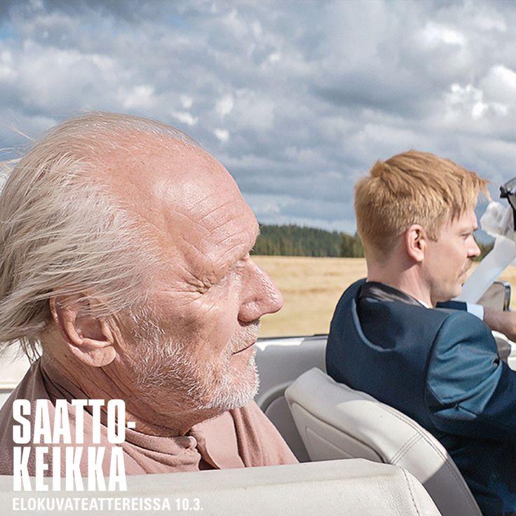 Veikon ja hänen poikansa välirikko saa Kamalin miettimään uudestaan lähteäkö isän luokse Nairobiin vai jäädäkö muun perheen luokse Suomeen. 🚗⚡️✈️  Konkarinäyttelijä Heikki Nousiaisen ja räppäri Noah Kinin tähdittämä lämminhenkinen draamakomedia SAATTOKEIKKA elokuvateattereissa nyt 🎬         @NordiskFilmFi