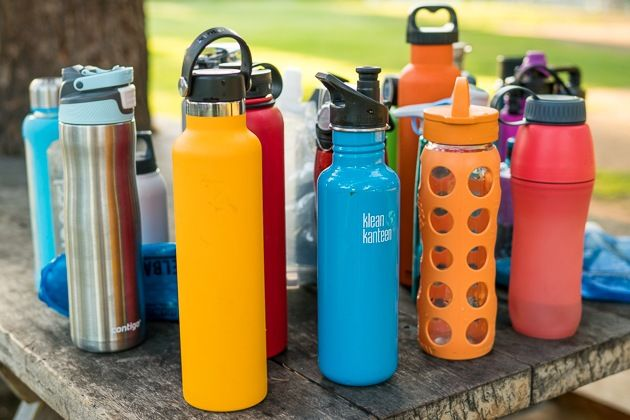 We've conducted almost 70 hours of research into water bottles over the last four years and have now tested a total of 79 in all shapes and sizes. But because different people have different priorities, we couldn't pick just one, so we've chosen our favorites across a broad range of materials and styles.