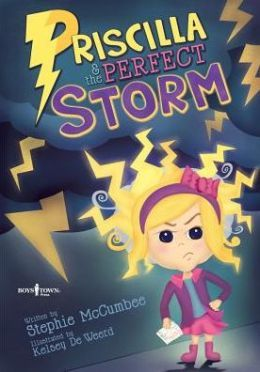 Priscilla & the Perfect Storm A social skills book that helps children identify and deal with anxiety based on perfectionism.