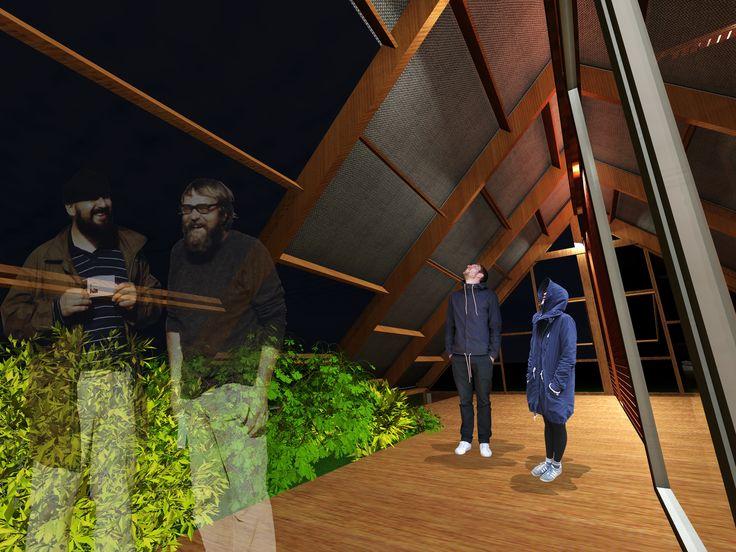 Galería - Construye Solar: Casa Atrapa Lluvia - Atrapa Sol, vivienda sustentable en una ciudad contaminada - 9