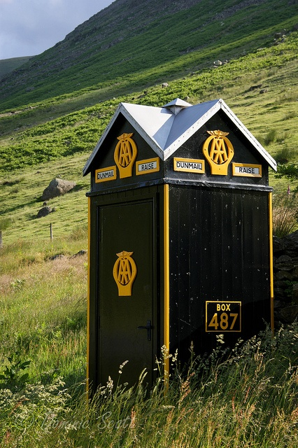 asics running trainers womens AA Call Box Dunmail Raise Lakes District England Flickr  Photo Sharing Dominic Scott Photography