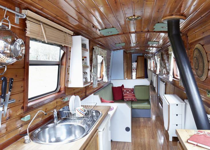 172 best Canal boat interiors images on Pinterest Canal boat