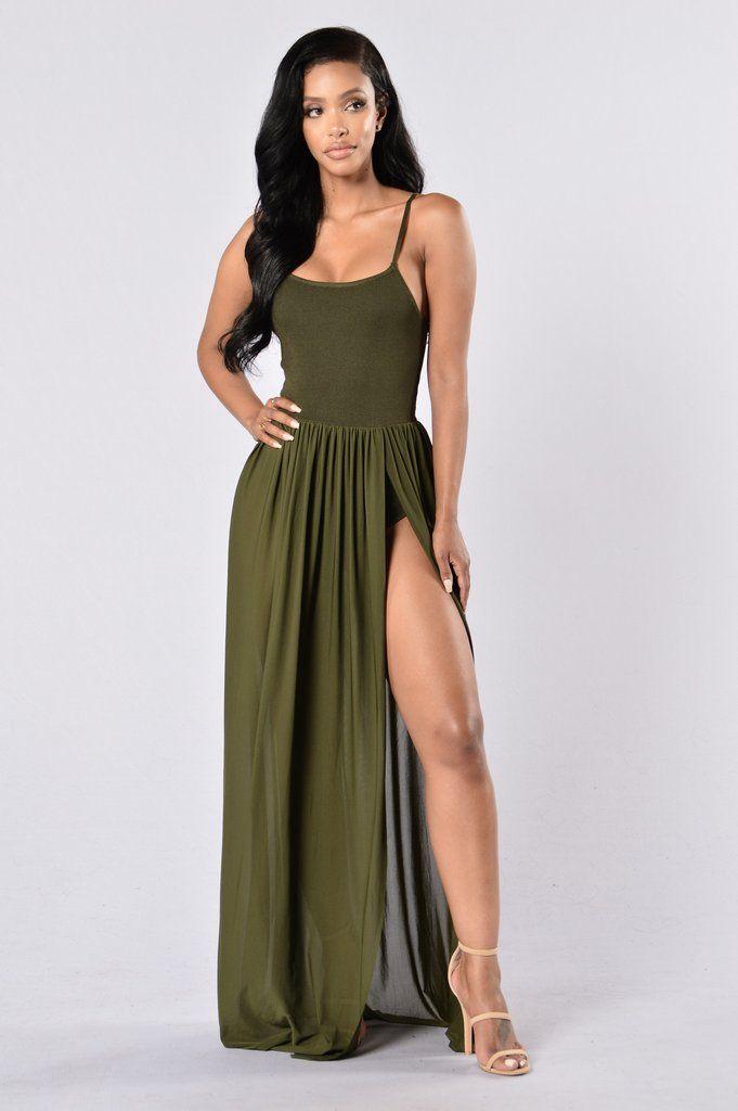 Fashion Nova Feeling Regal Dress $32.99 Pinterest: selenajbaptiste ❤