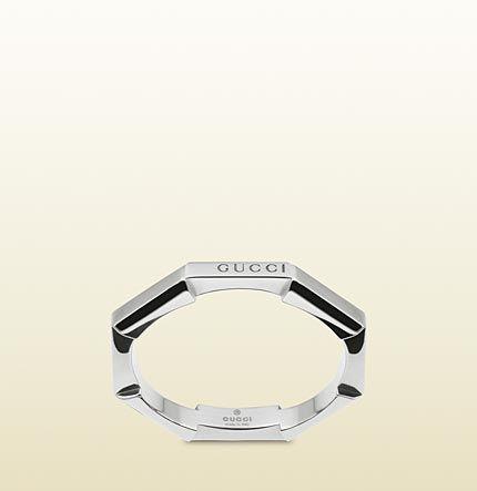 Gucci - マリッジ リング(結婚指輪)【グッチ公式オンラインショップ】ブライダルコレクション 婚約指輪通販