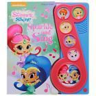 Shimmer and Shine  Sparkle and Sing Play-a-Song Little Music Note Book
