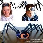 Geinige spinnenmuts voor basisschool. ;)