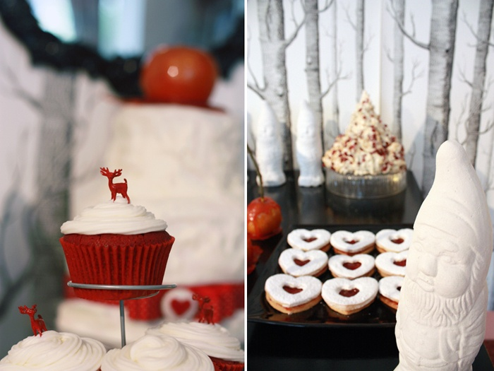 Kate Landers Events, LLC: Snow White: Cupcakes Red, Lander Events, White Desserts, Heart Cookies, Snow White Parties, Red Velvet Cupcakes, Cups Cakes, Desserts Tables, Kate Lander