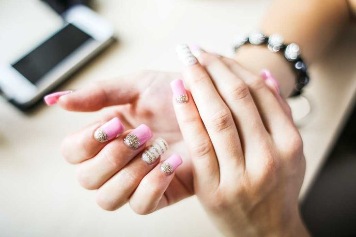 How to remove sns nails easy and simple ways at home